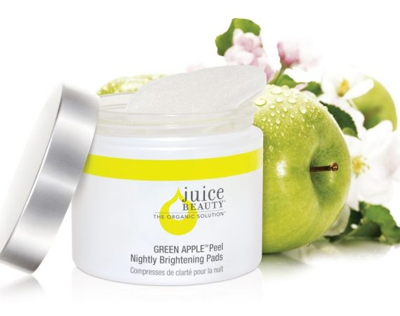 Green Apple Peel Nightly Brightening Pads Prd open+apple wREF-CMYK